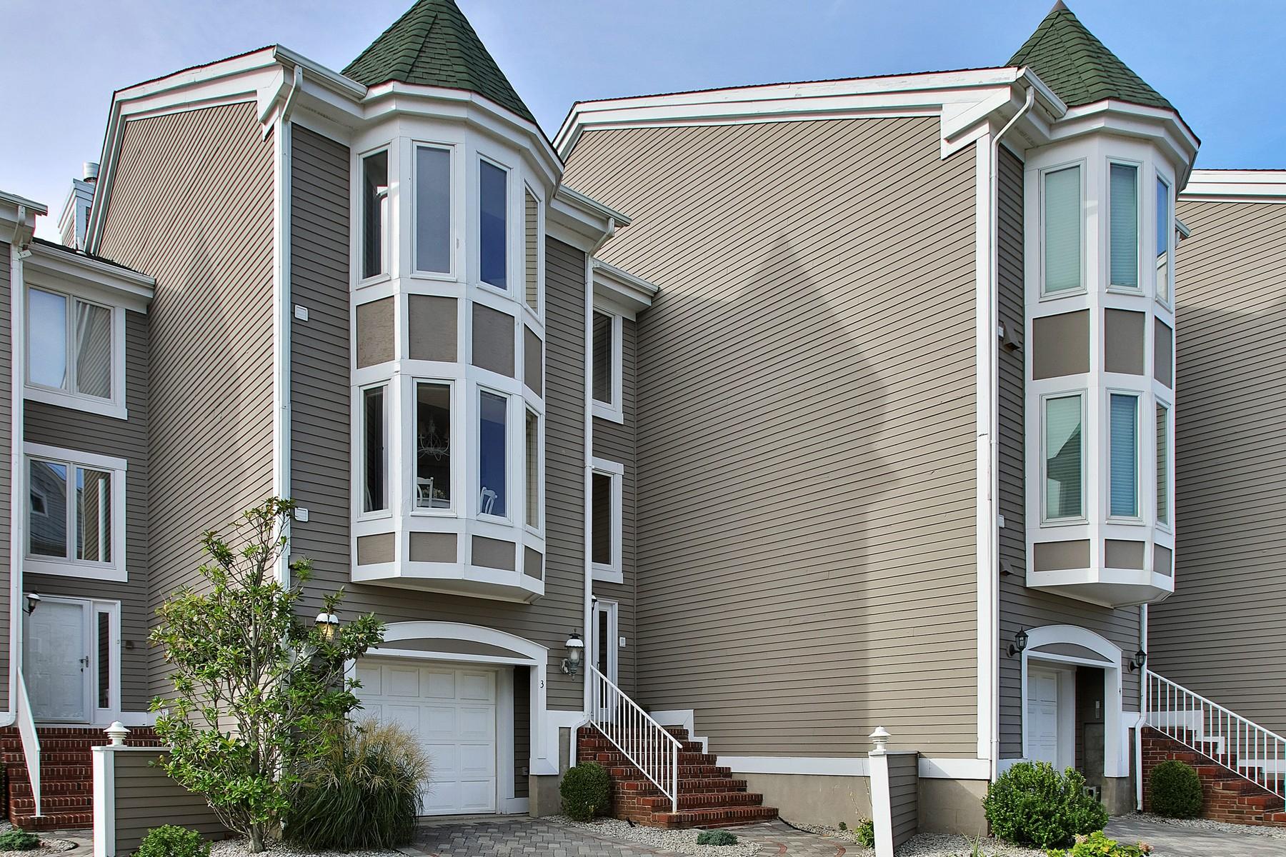 Kat Mülkiyeti için Satış at Enjoy resort style living & amazing water views at Grand Pointe! 3 Grand Pointe Way Sea Bright, New Jersey 07760 Amerika Birleşik Devletleri