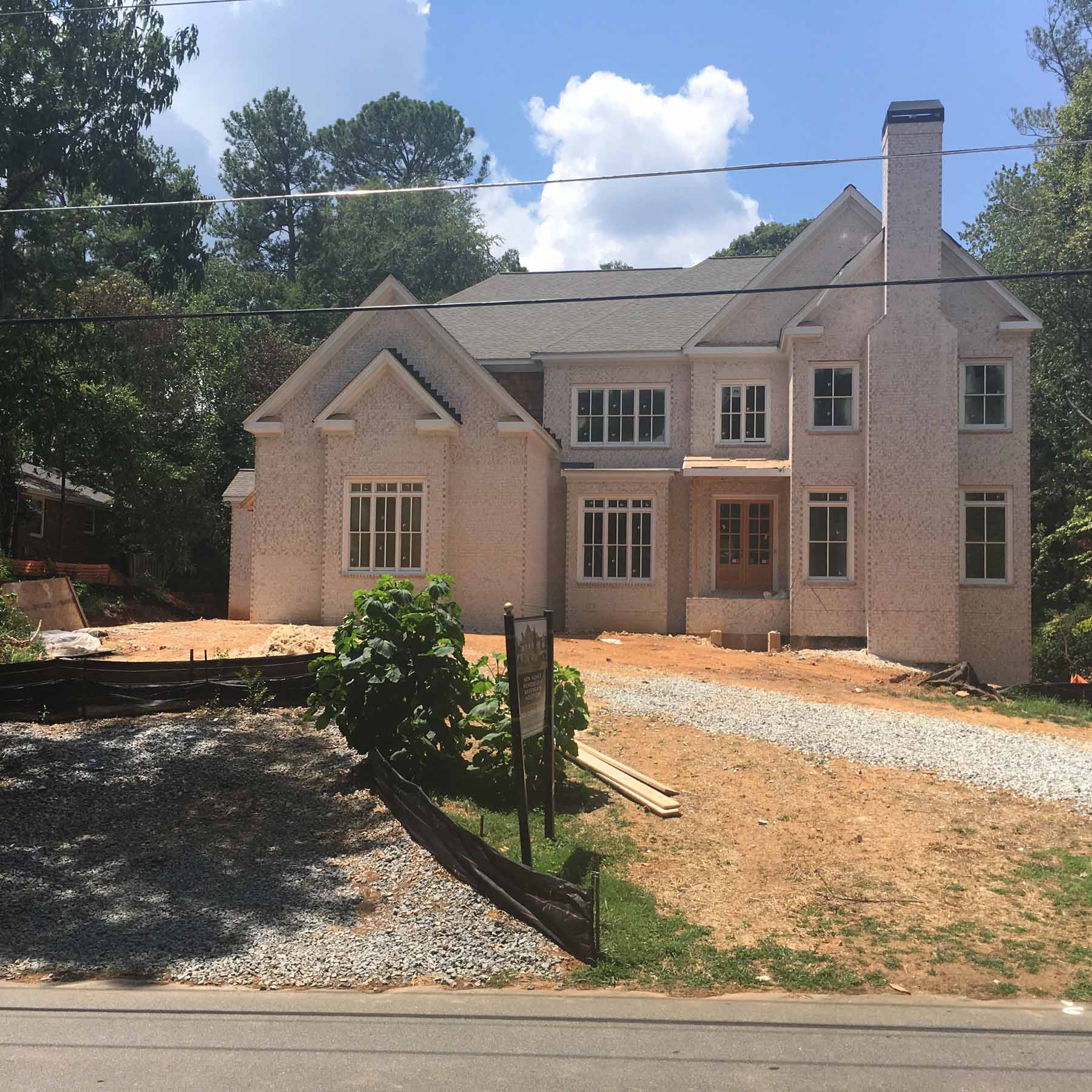 Enfamiljshus för Försäljning vid Upcoming Custom Build in Chastain 4566 Dudley Lane Sandy Springs, Georgien 30327 Usa