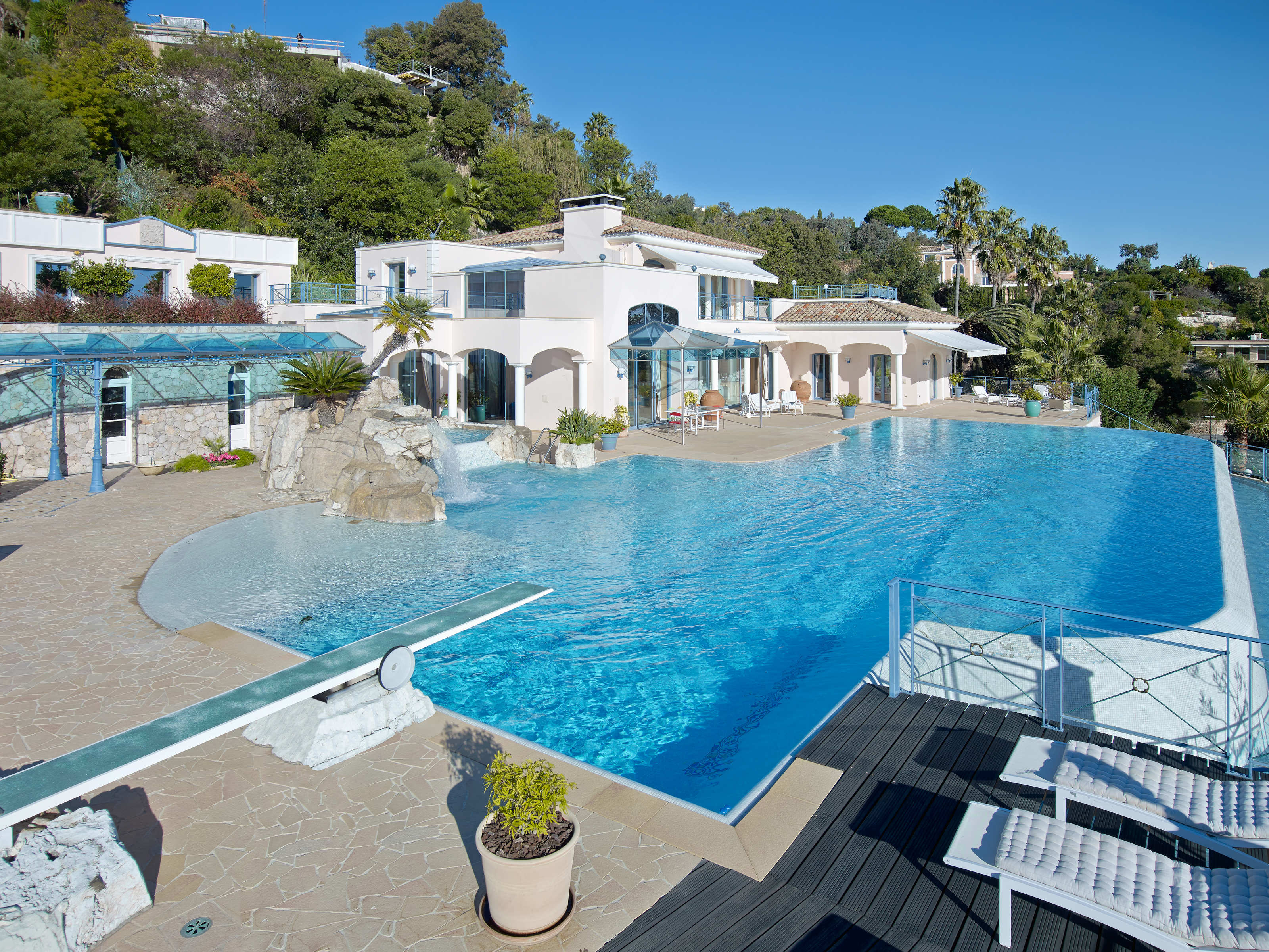 Single Family Home for Sale at One of the most beautiful villas Cannes, Provence-Alpes-Cote D'Azur 06400 France
