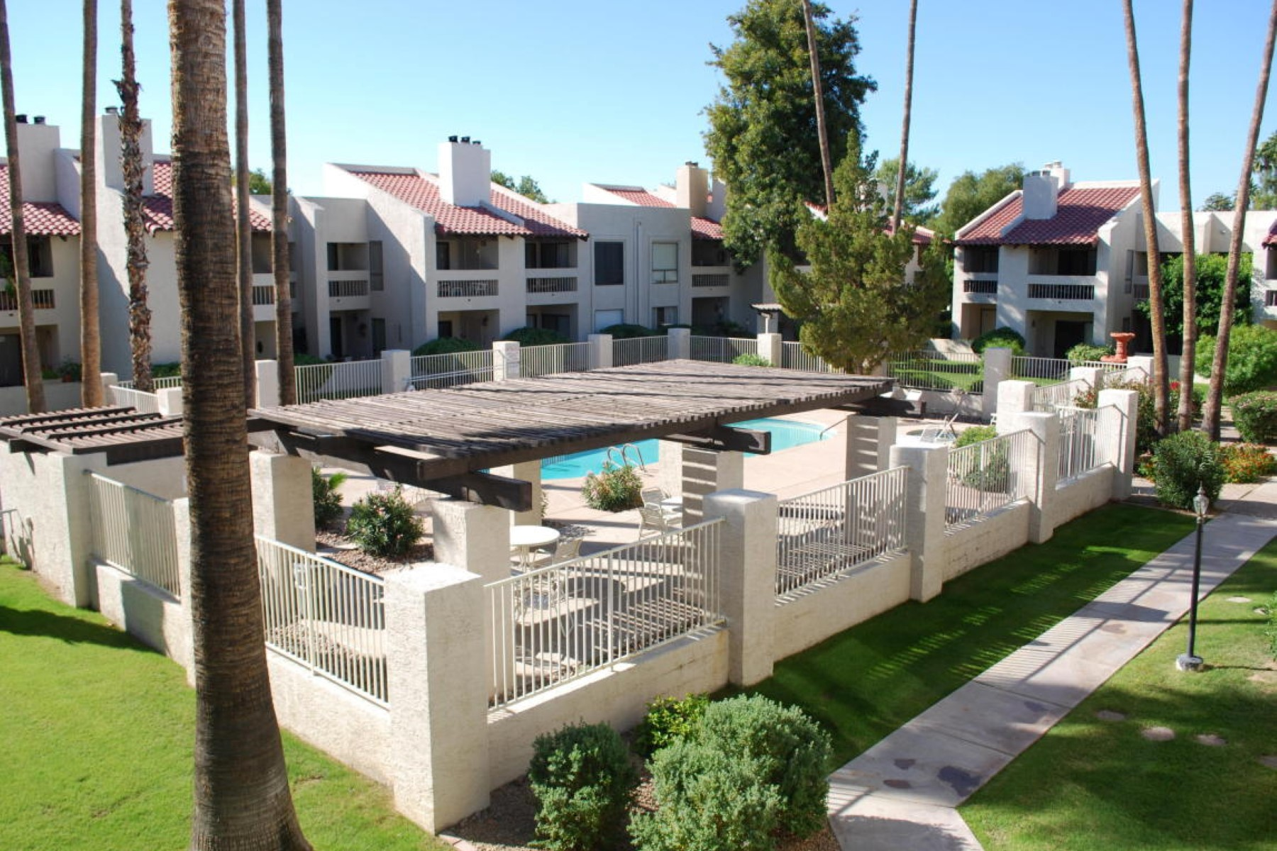 Apartment for Sale at In the Heart of McCormick Ranch 8651 E Royal Palm RD #213 Scottsdale, Arizona 85258 United States