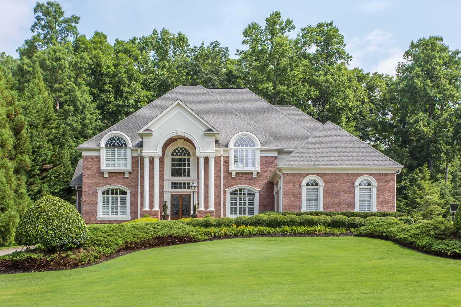 Einfamilienhaus für Verkauf beim The Heart of Country Club Living 6355 Westchester Place Cumming, Georgia 30040 Vereinigte Staaten