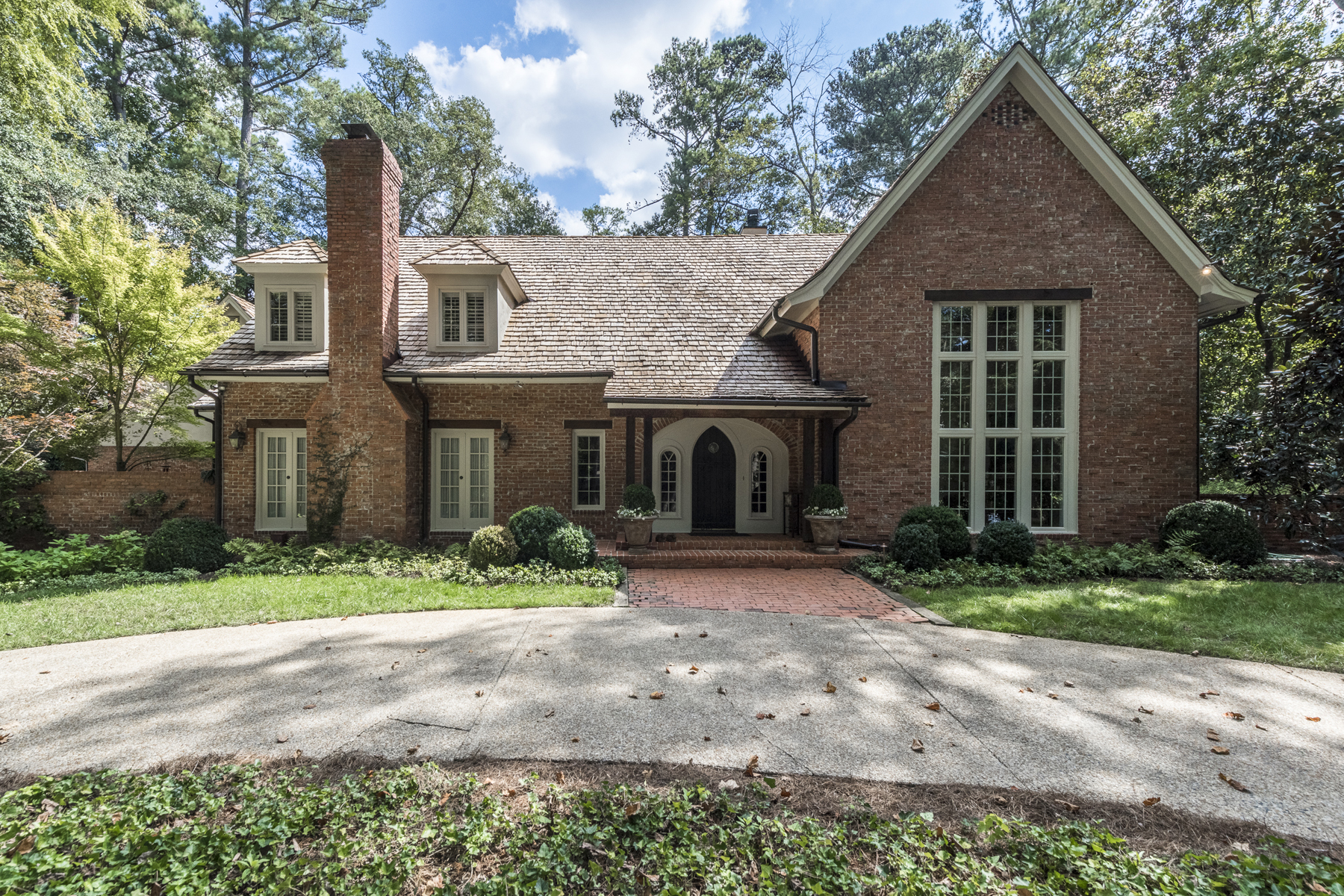 Additional photo for property listing at Recently Updated Custom Home in Tuxedo Park 4035 Tuxedo Road Atlanta, ジョージア 30342 アメリカ合衆国