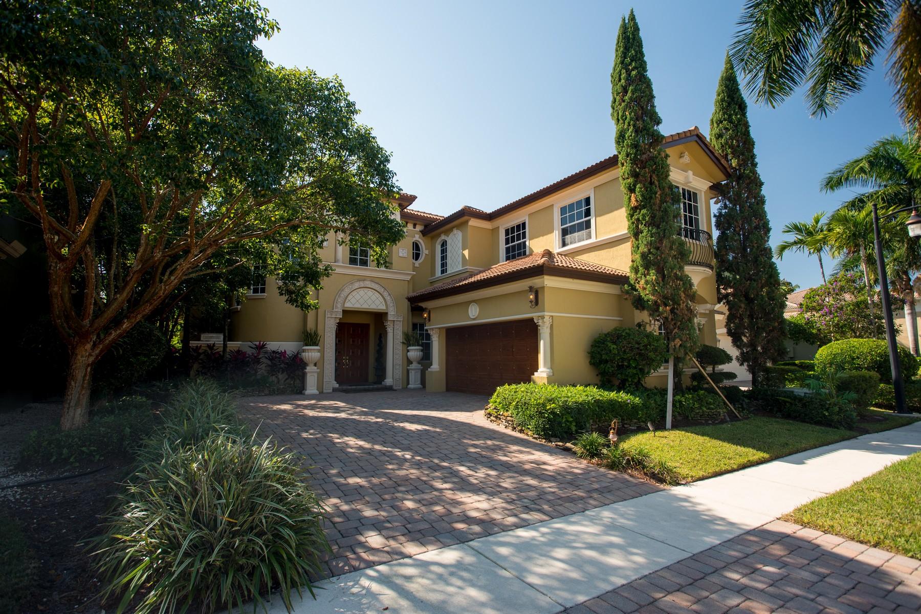 Maison unifamiliale pour l Vente à 8018 Valhalla Dr , Delray Beach, FL 33446 8018 Valhalla Dr Delray Beach, Florida, 33446 États-Unis
