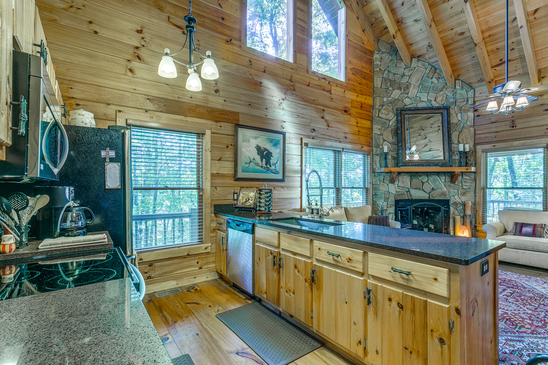 Additional photo for property listing at 101 Lake Ridge Drive  Blue Ridge, Джорджия 30513 Соединенные Штаты