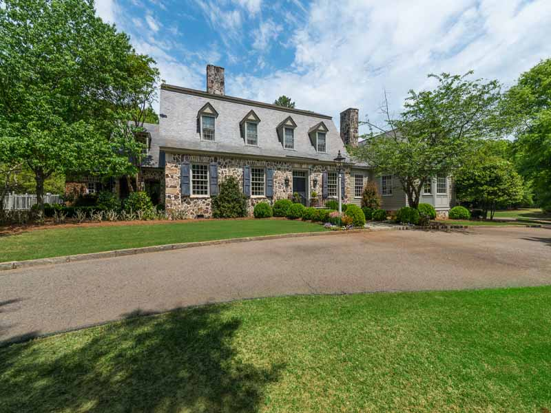 Property For Sale at Spectacular Athens Georgia Estate