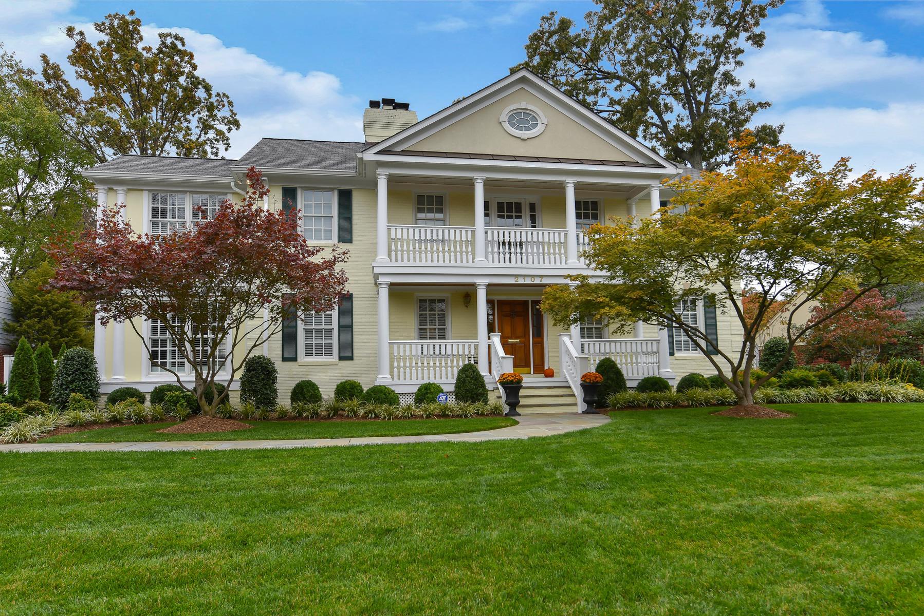 Vivienda unifamiliar por un Venta en Belle Haven 2107 Windsor Rd Alexandria, Virginia, 22307 Estados Unidos