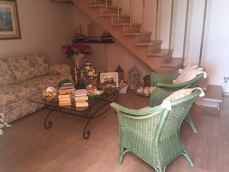 Additional photo for property listing at Luxury apartament overlooking the sea Località Zuccale Capoliveri, Livorno 57031 Italia