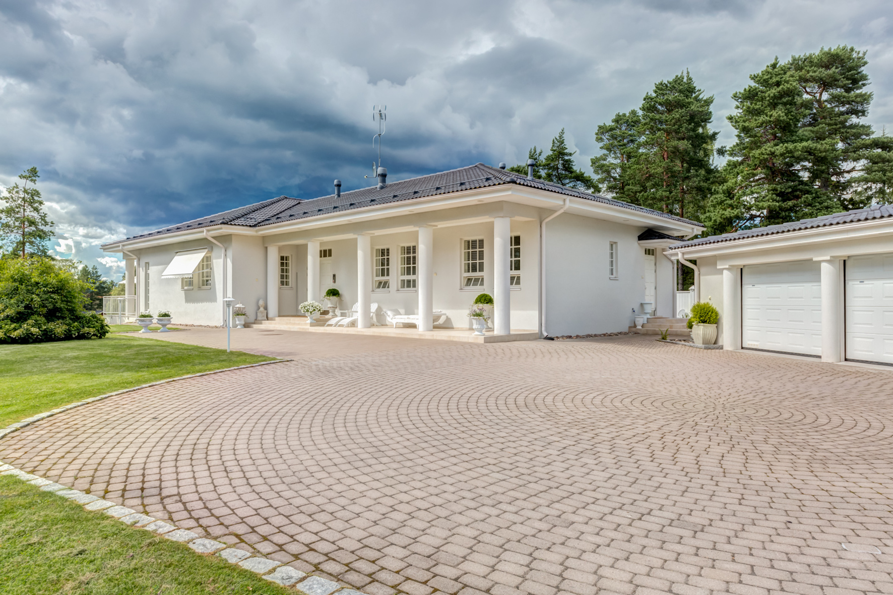 Property Of Stunning home with seaview in Soukanniemi