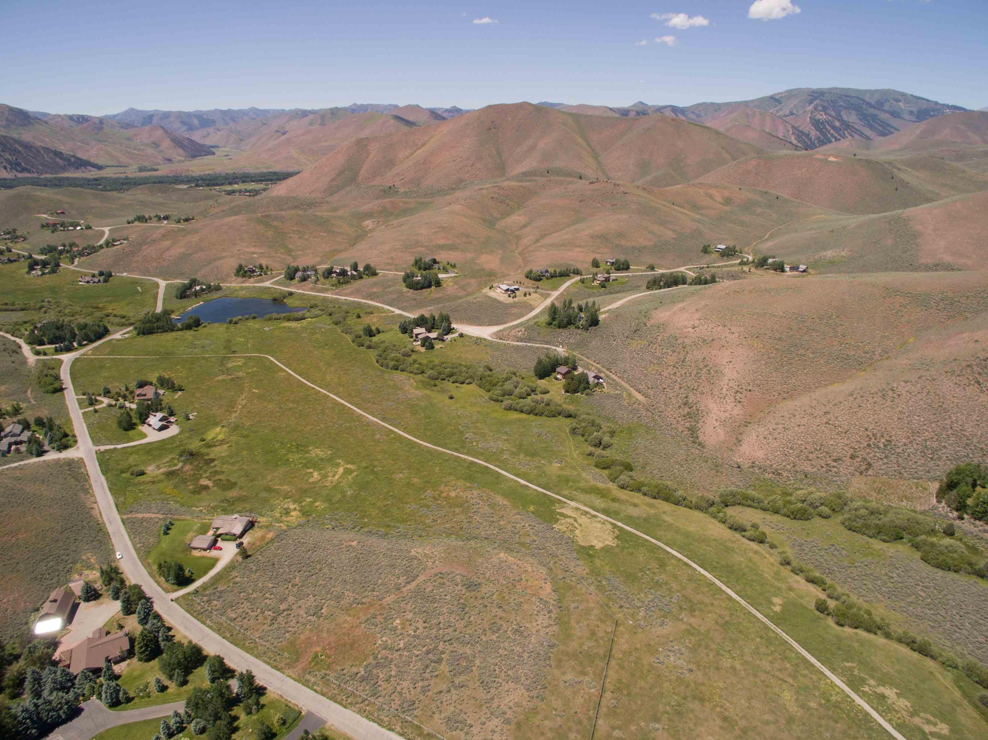 土地 のために 売買 アット Vacant Lot Surrounded by Stunning Mountains 267 Indian Creek Rd Hailey, アイダホ 83333 アメリカ合衆国