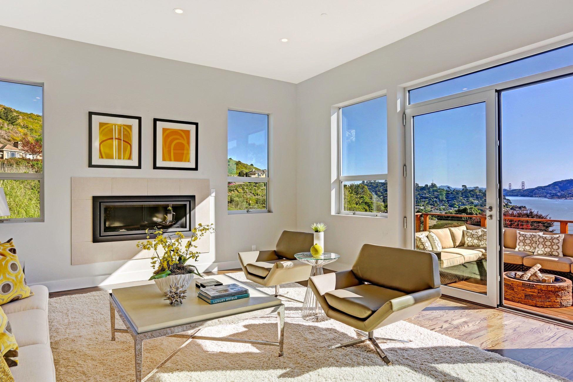 sales property at Stunning Tiburon View Home