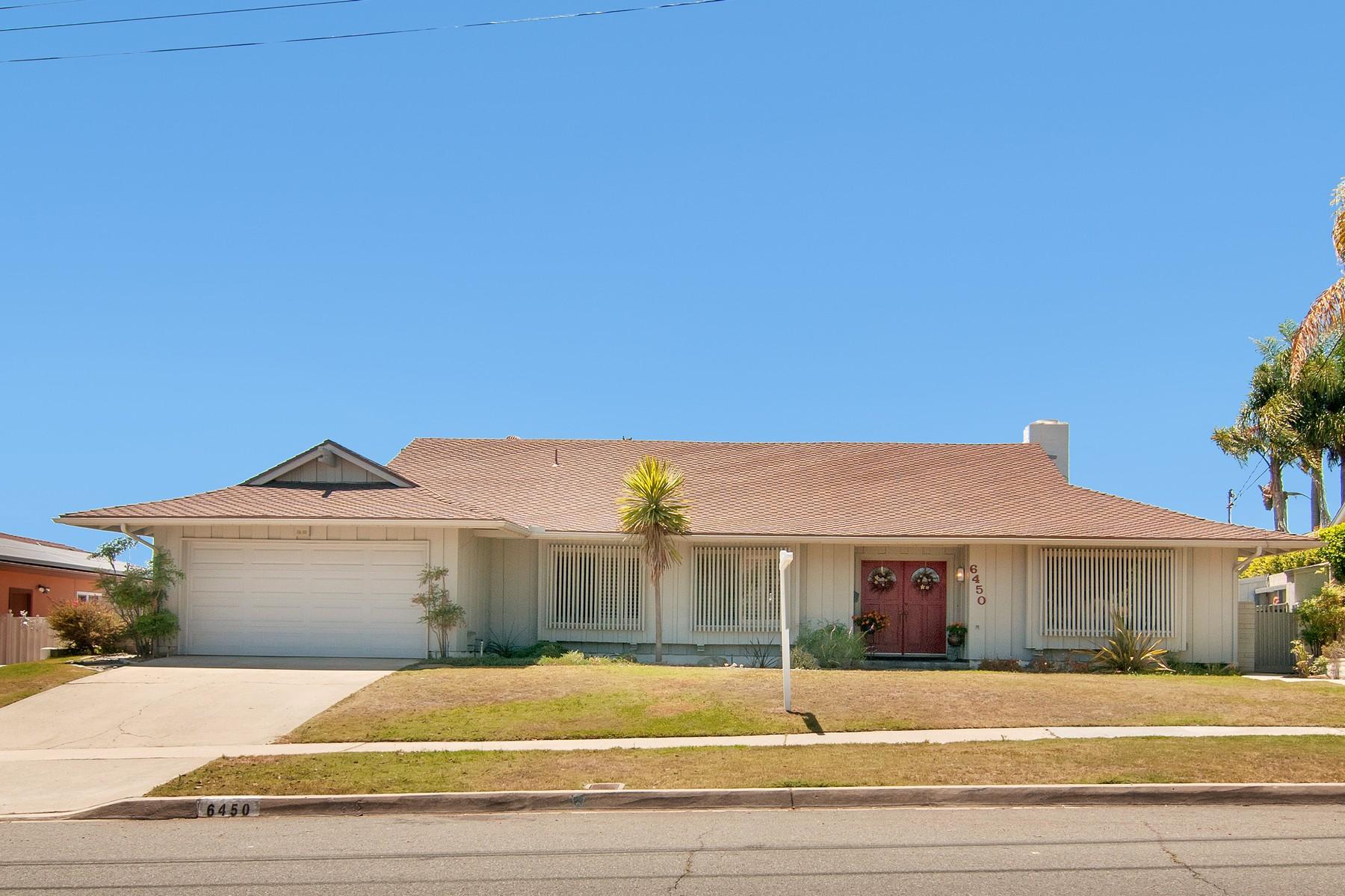 단독 가정 주택 용 매매 에 6450 Lake Shore Drive San Carlos, San Diego, 캘리포니아, 92119 미국