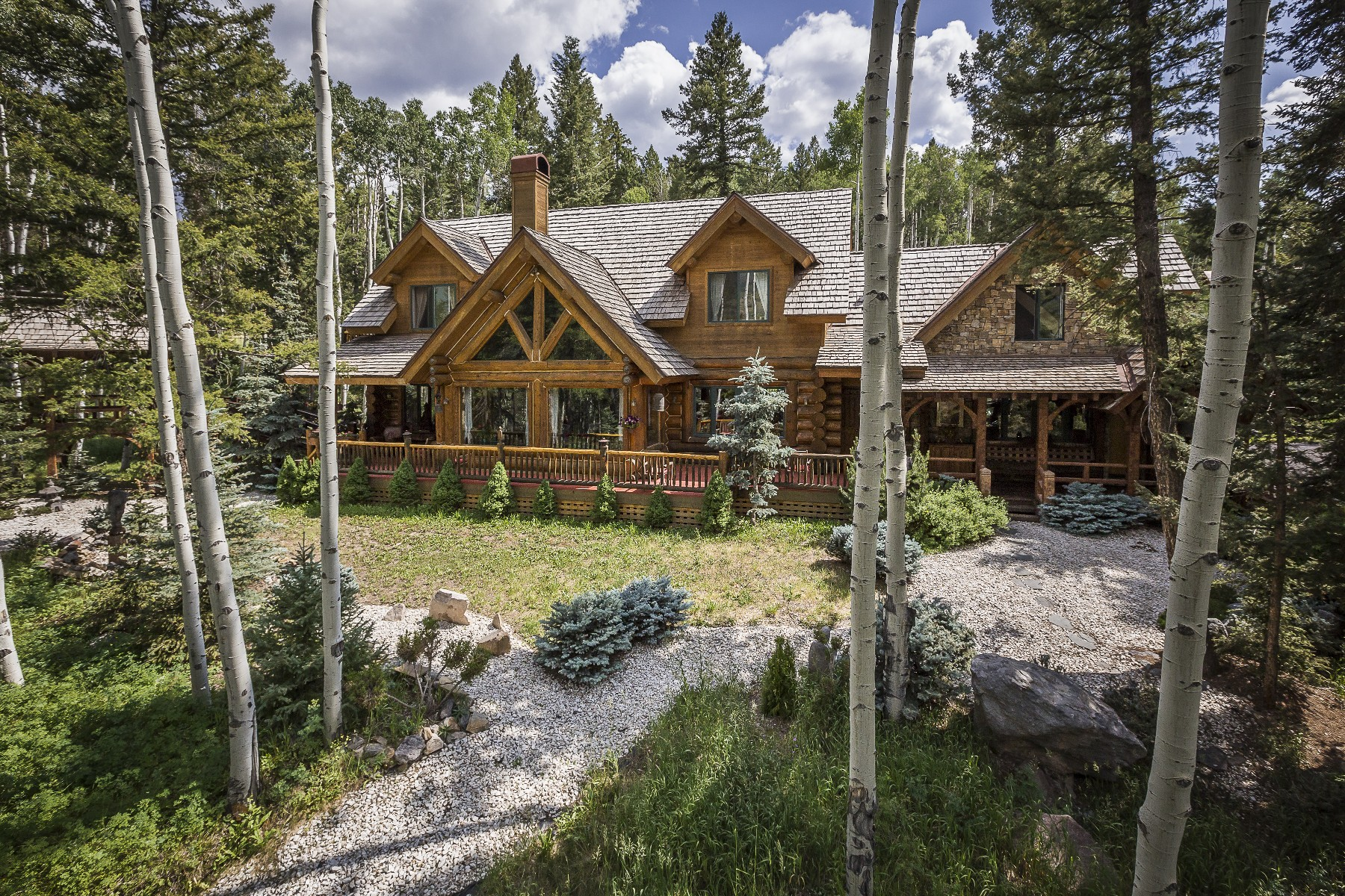 Maison unifamiliale pour l Vente à 261 Adams Ranch Road Telluride, Colorado, 81435 États-Unis
