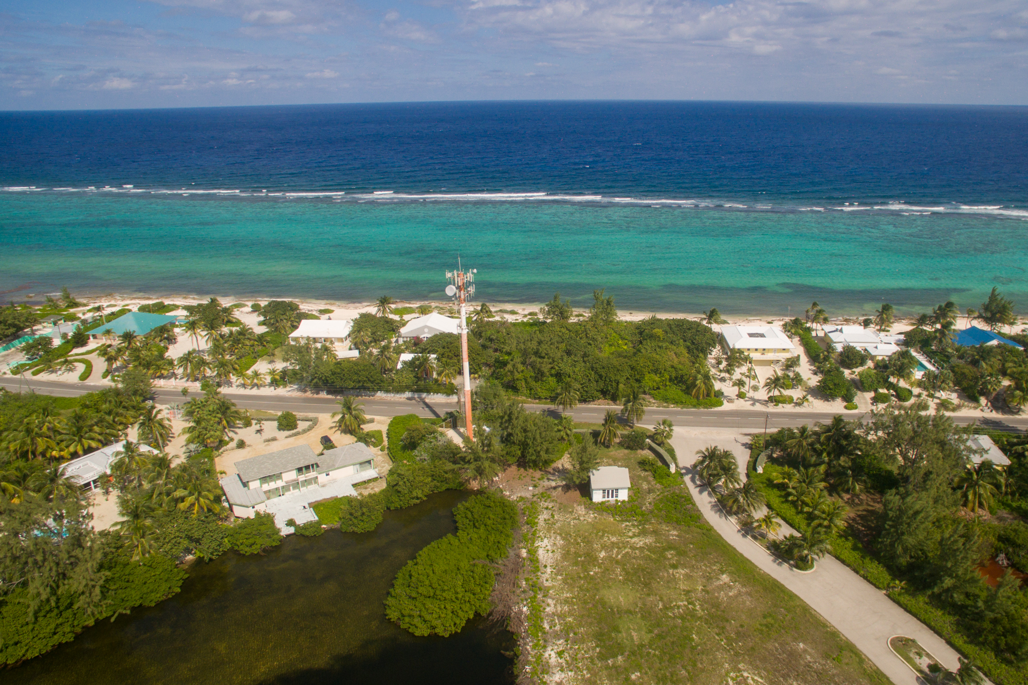 sales property at Cayman Kai cottage
