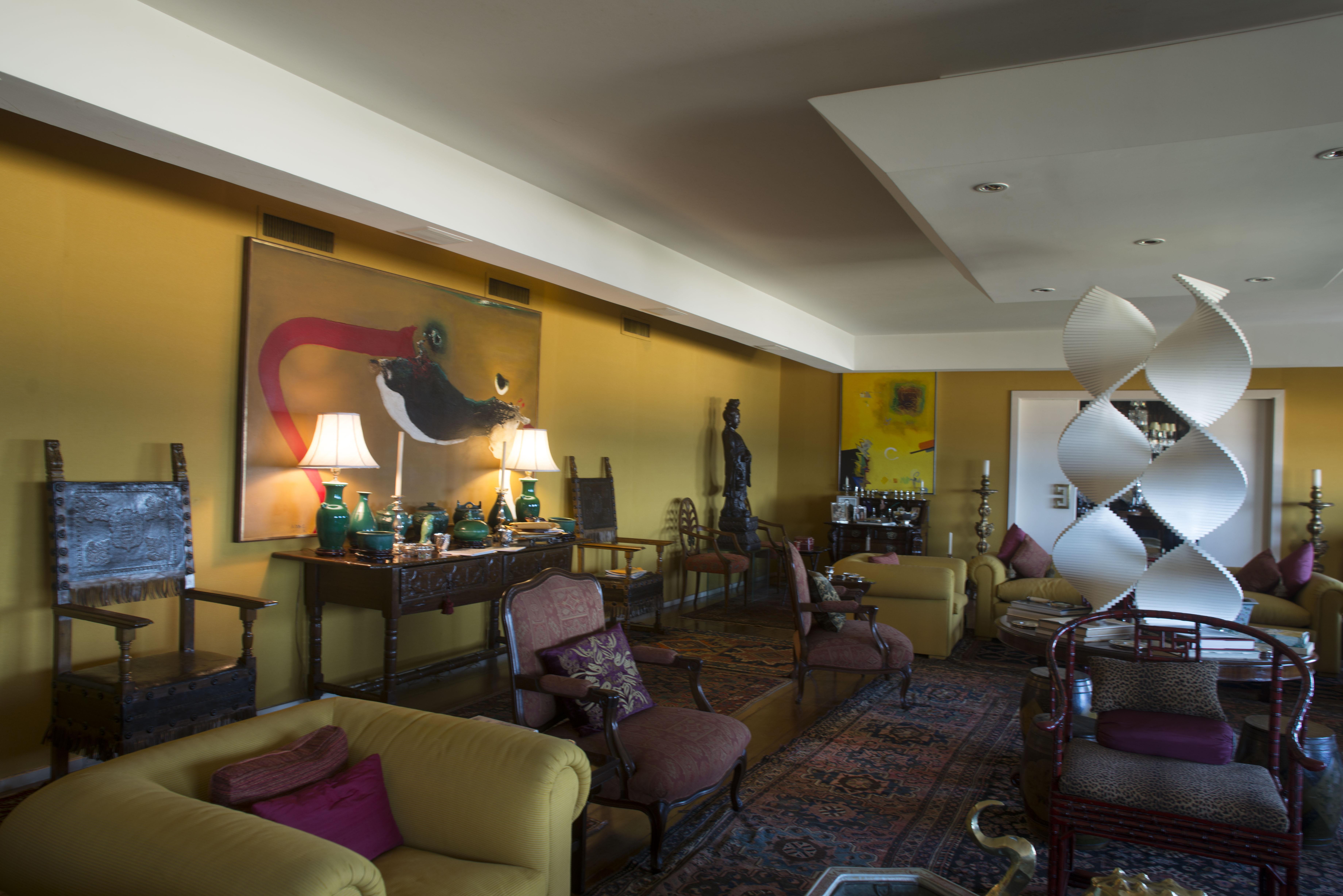 Частный односемейный дом для того Продажа на Sea front apartment Avenida Delfim Moreira Rio De Janeiro, Рио-Де-Жанейро, 22441000 Бразилия