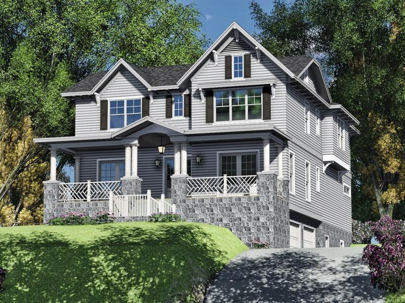 Nhà ở một gia đình vì Bán tại Deluxe Garden Hills New Home 309 Peachtree Avenue NE Garden Hills, Atlanta, Georgia 30305 Hoa Kỳ