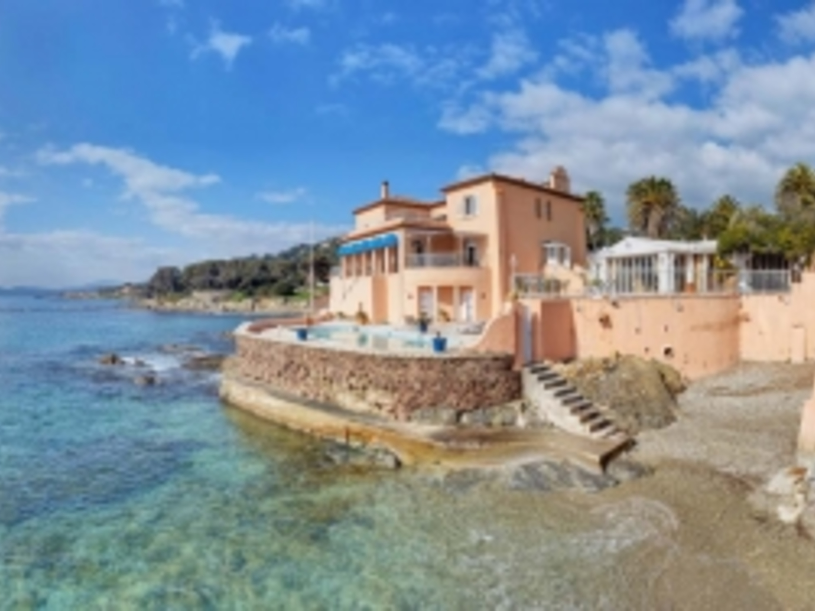 Single Family Home for Sale at Exceptional water front villa Other Provence-Alpes-Cote D'Azur, Provence-Alpes-Cote D'Azur 83380 France