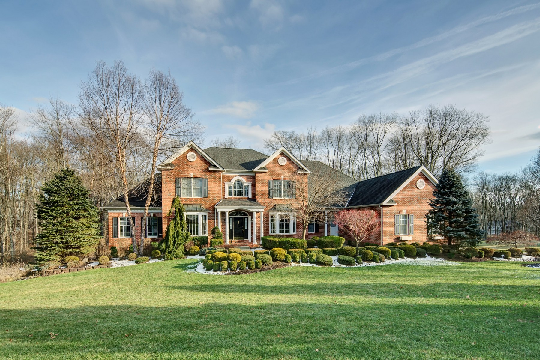 sales property at Beautiful Colonial Home