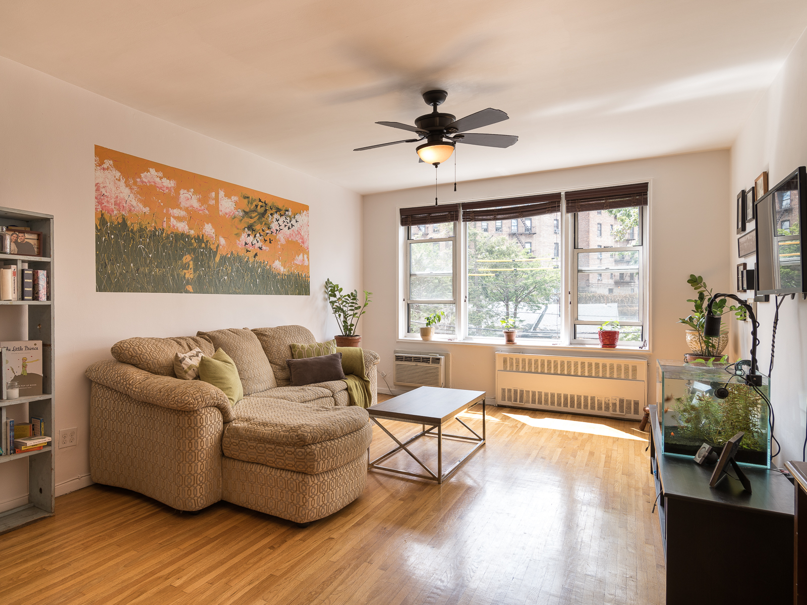 Property For Sale at Over-sized Van Cortlandt Village 1 BR