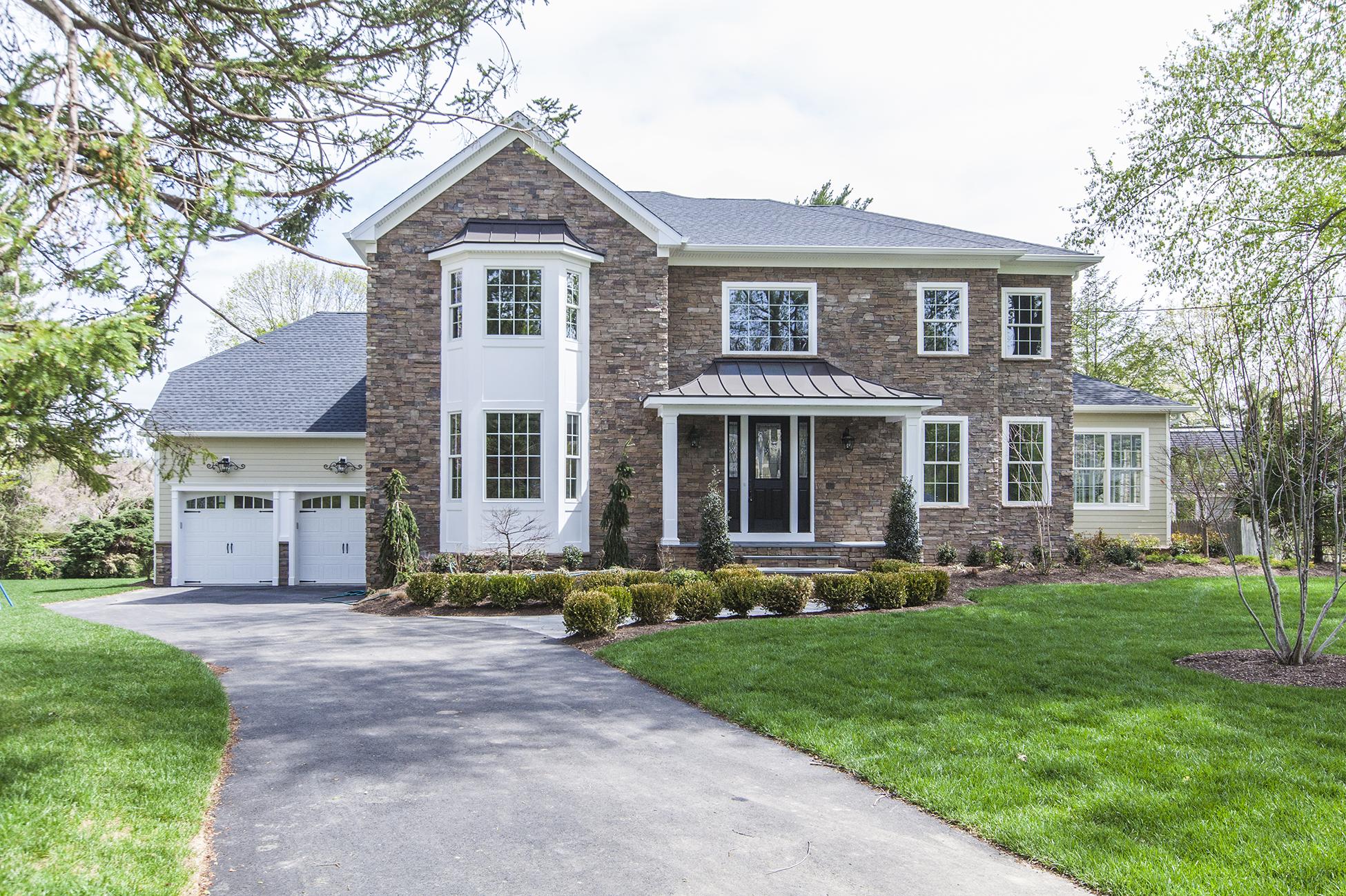 一戸建て のために 売買 アット New Construction in Princeton 113 Magnolia Lane Princeton, ニュージャージー 08540 アメリカ合衆国