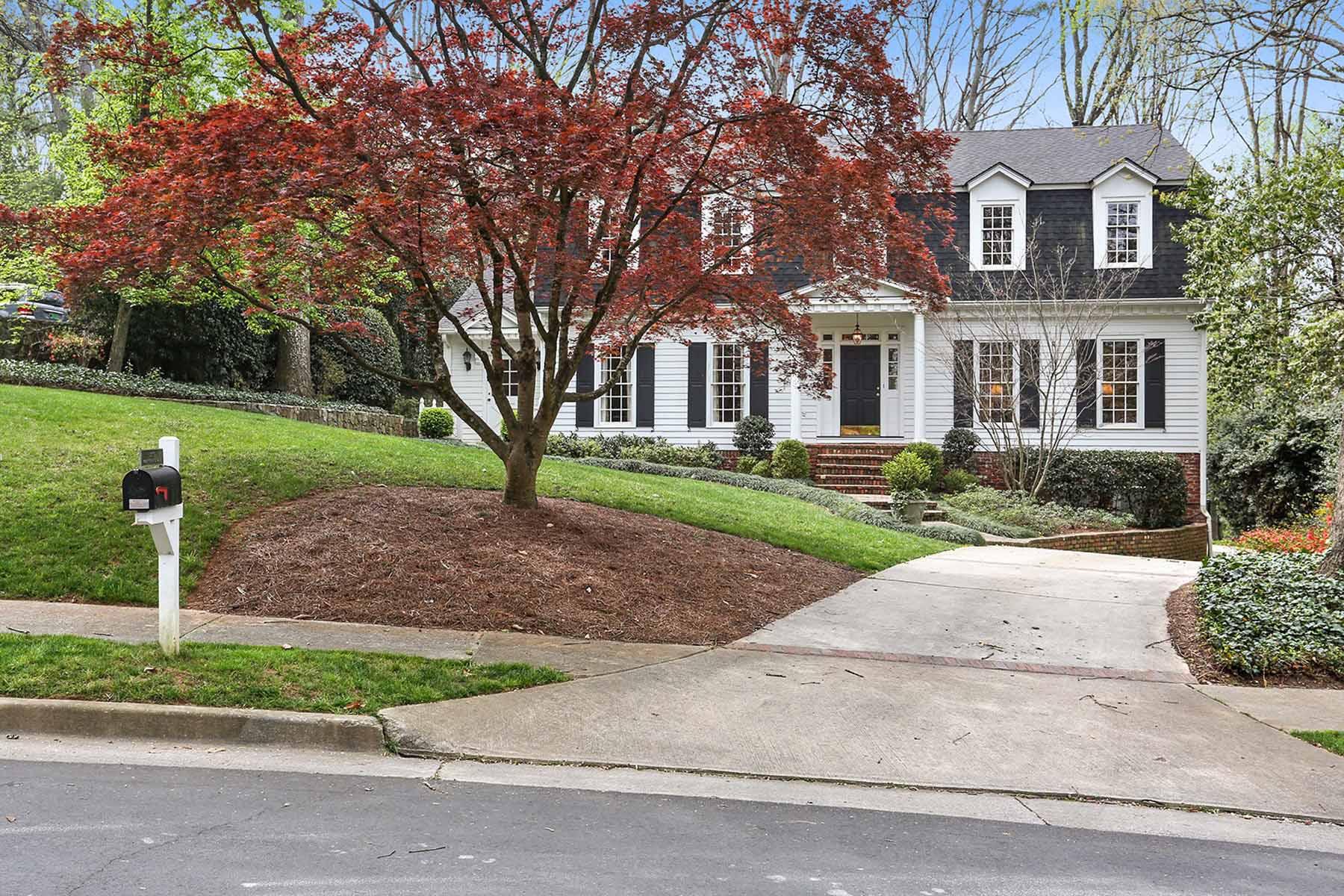 Nhà ở một gia đình vì Bán tại Hanover West Home 2330 Christophers Walk Hanover West, Atlanta, Georgia, 30327 Hoa Kỳ