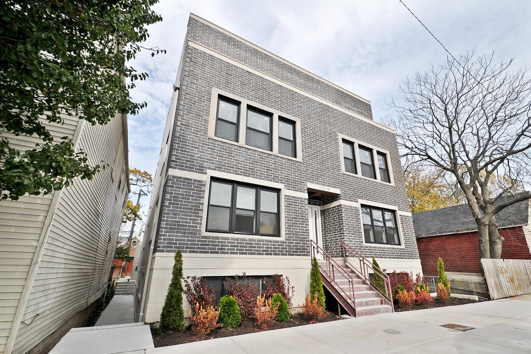 Property For Sale at Pilsen Art-District New Construction