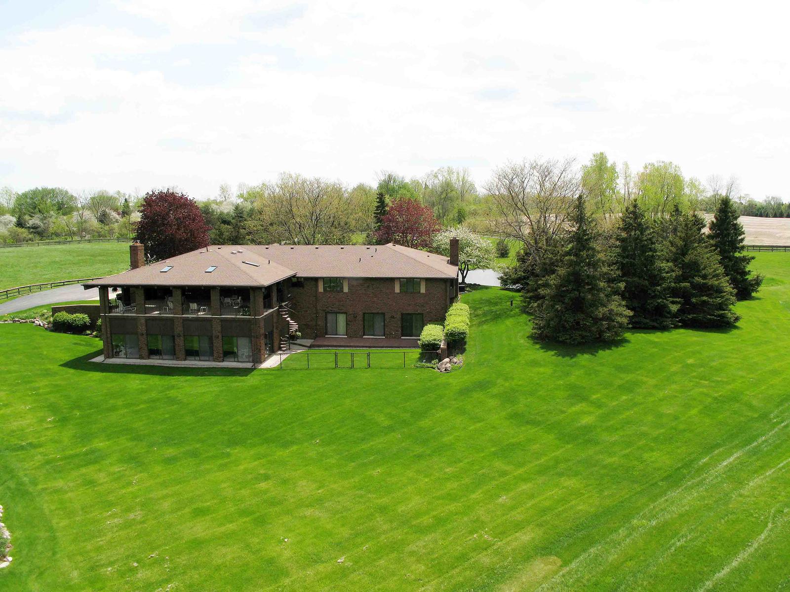 Property Of Lyon Township
