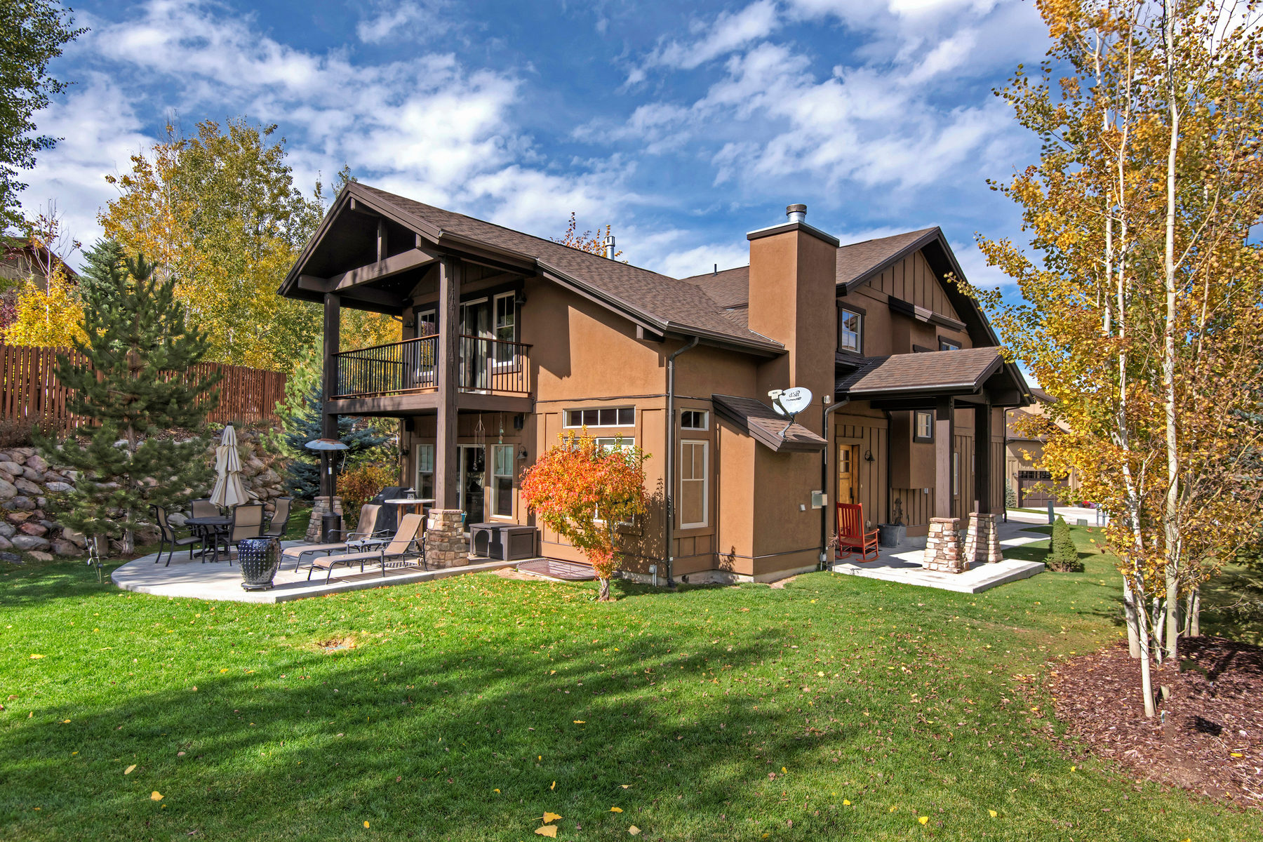 Single Family Home for Sale at Ecker Village Home in One of the Most Desirabale Locations 7841 Engen Loop Park City, Utah 84098 United States