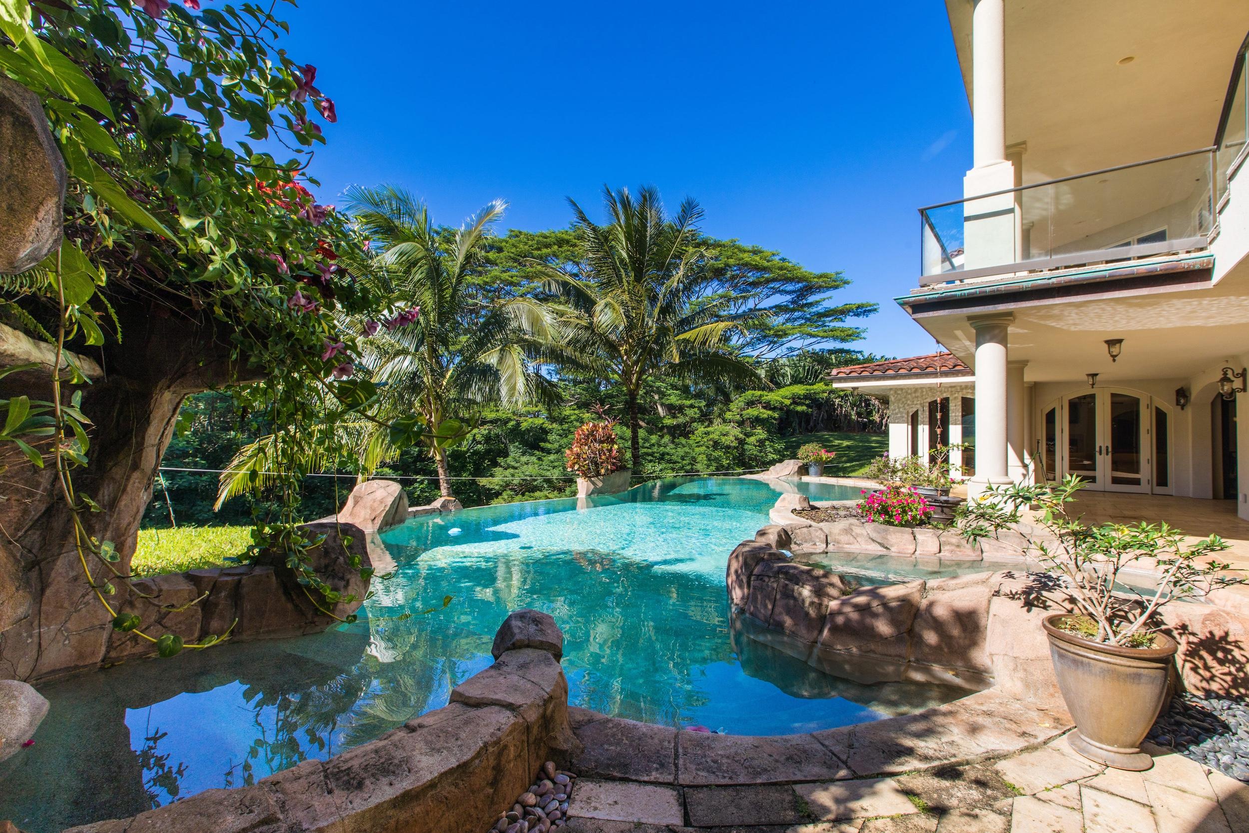 Single Family Home for Sale at Kilauea Estate 4570-A Wailapa Road Kilauea, Hawaii, 96754 United States