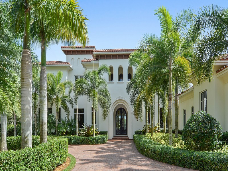 Maison unifamiliale pour l Vente à Windmill Ranch Estates 2704 Boot Lane Weston, Florida 33331 États-Unis