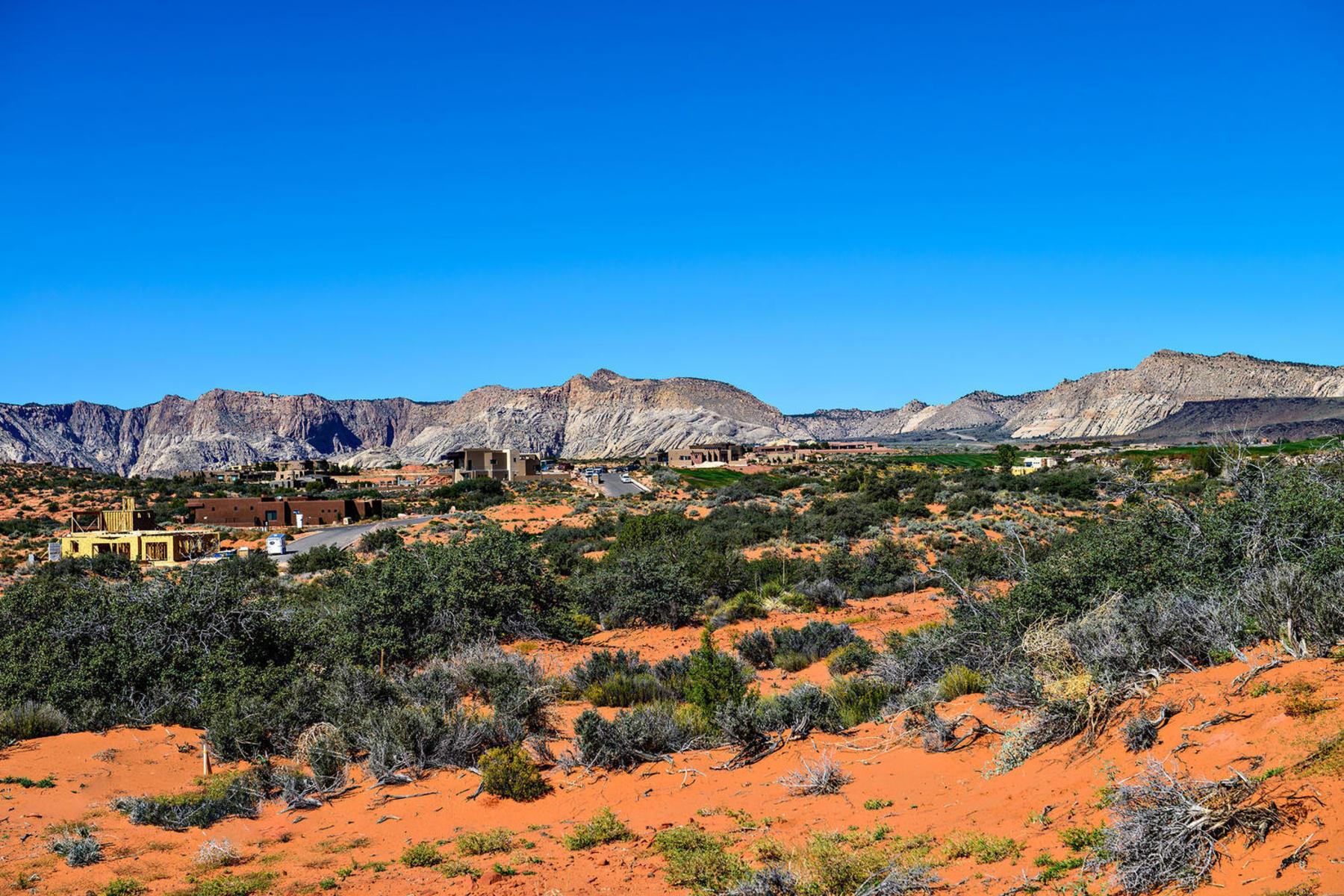 Terreno para Venda às Views of Red Rock Mountains Lot 6 Painted Sky Dr St. George, Utah 84770 Estados Unidos
