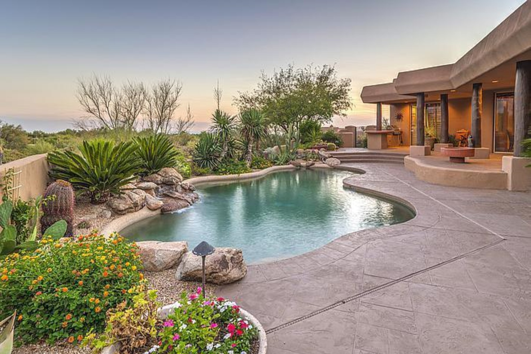 sales property at Private Golf Course Home in Desert Mountain