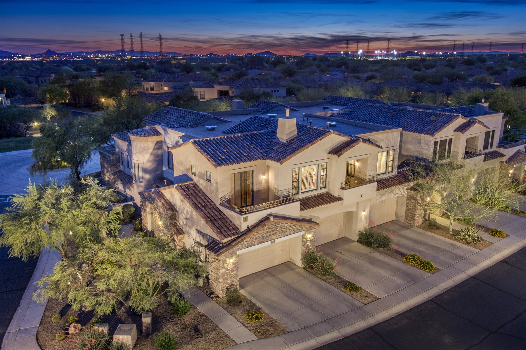 Apartment for Sale at Immaculately maintained, home offers convenient living with mountain views. 19550 N GRAYHAWK DR 2010 Scottsdale, Arizona 85255 United States