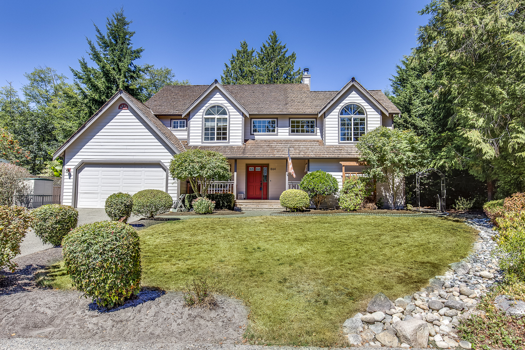 Single Family Home for Sale at Commodore 1864 Commodore Lane NE Bainbridge Island, Washington 98110 United States