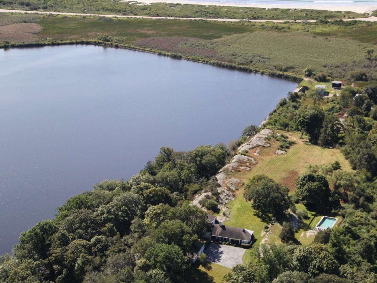 Property Of Waterfront Retreat Near Second Beach