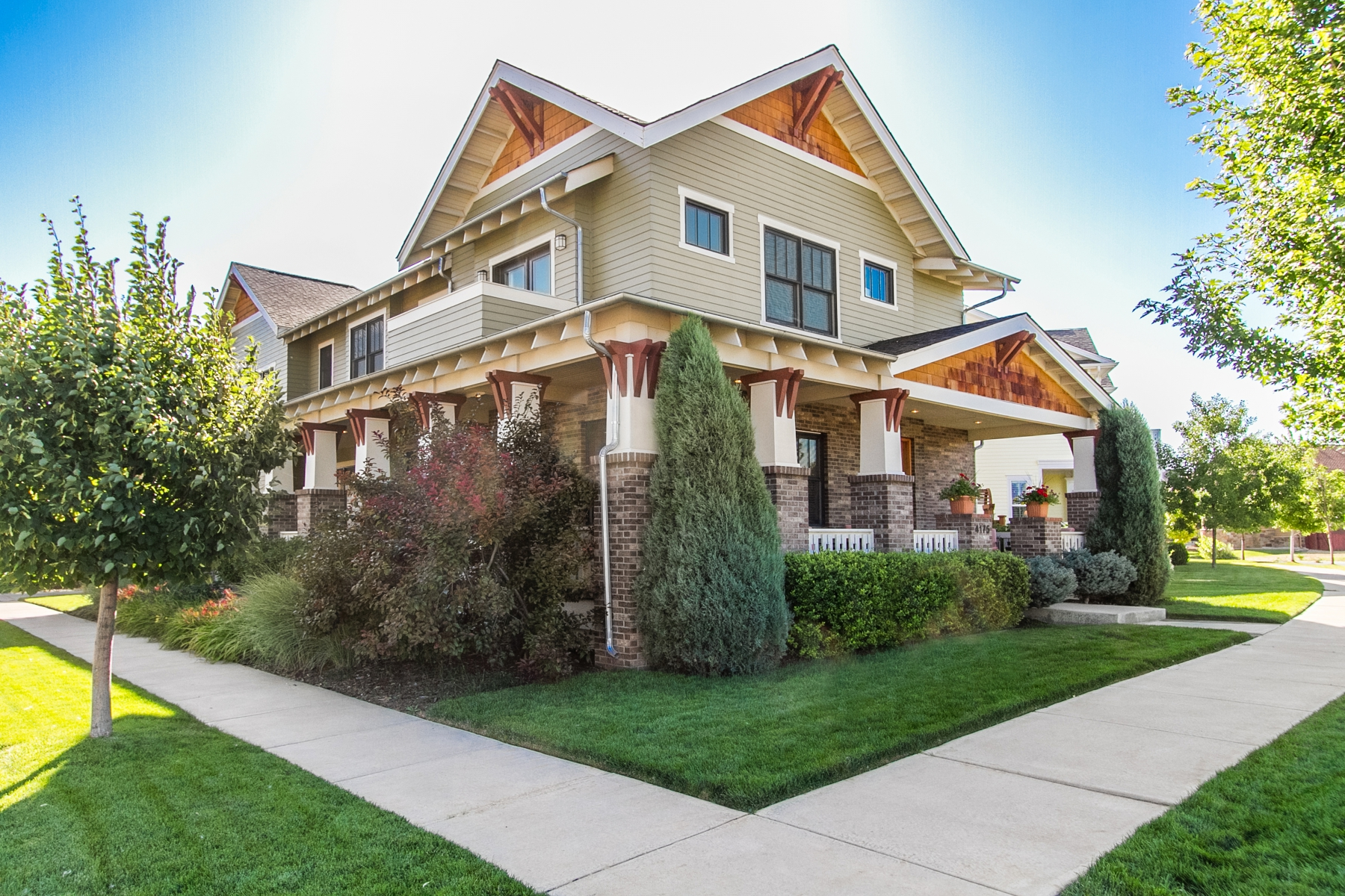 Single Family Home for Sale at Architecturally magnificent Craftsman style home showcasing mountain views 4175 W 116th Way Westminster, Colorado 80031 United States