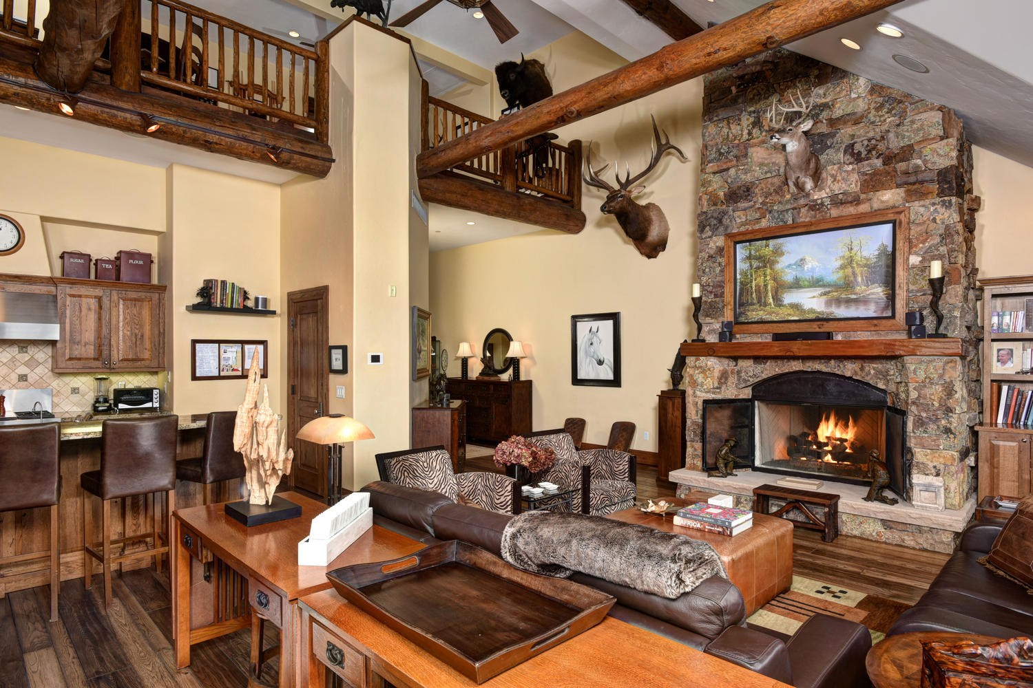 Additional photo for property listing at Horizon Pass #5 in Bachelor Gulch 122 Peak View #5 Beaver Creek, Colorado 81620 United States