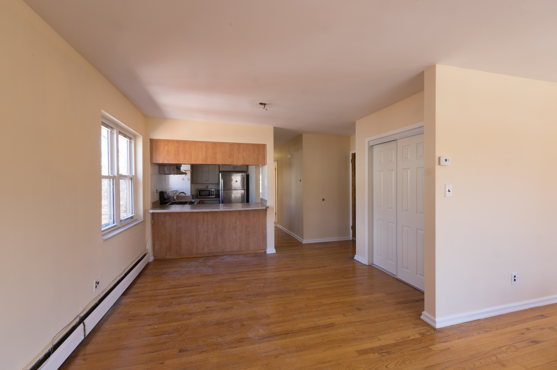 rentals property at North Riverdale Large 3 BR, 2 Bath in Private House. Parking extra.