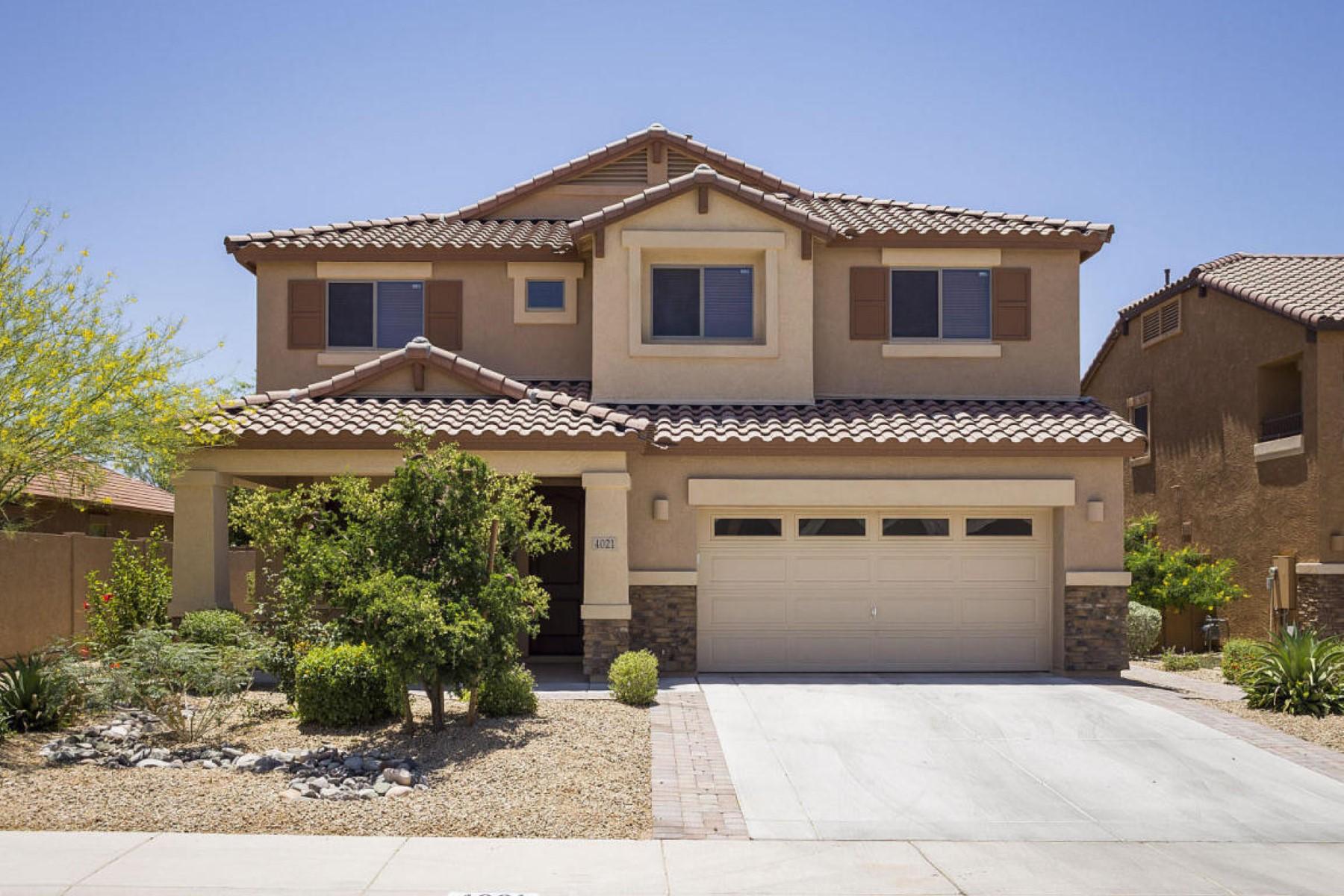 Частный односемейный дом для того Продажа на Terrific home in highly-desirable neighborhood 4021 E Expedition WAY Phoenix, Аризона 85050 Соединенные Штаты