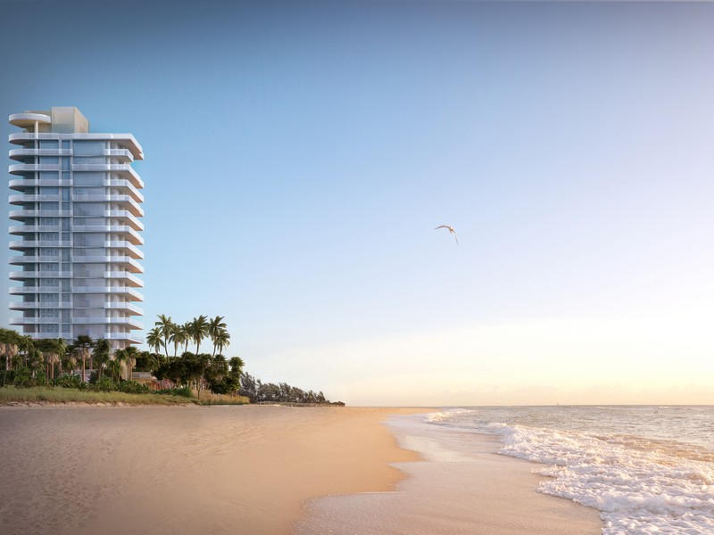 Condominio per Vendita alle ore 6901 Collins Av Unit 1200 Miami Beach, Florida 33141 Stati Uniti