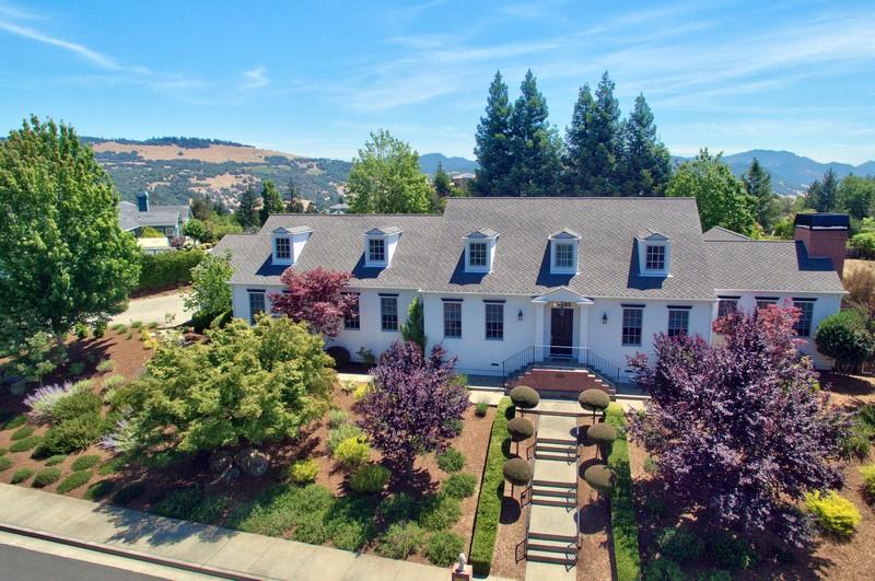 Einfamilienhaus für Verkauf beim 3870 Rocky Point Way Santa Rosa, Kalifornien 95404 Vereinigte Staaten