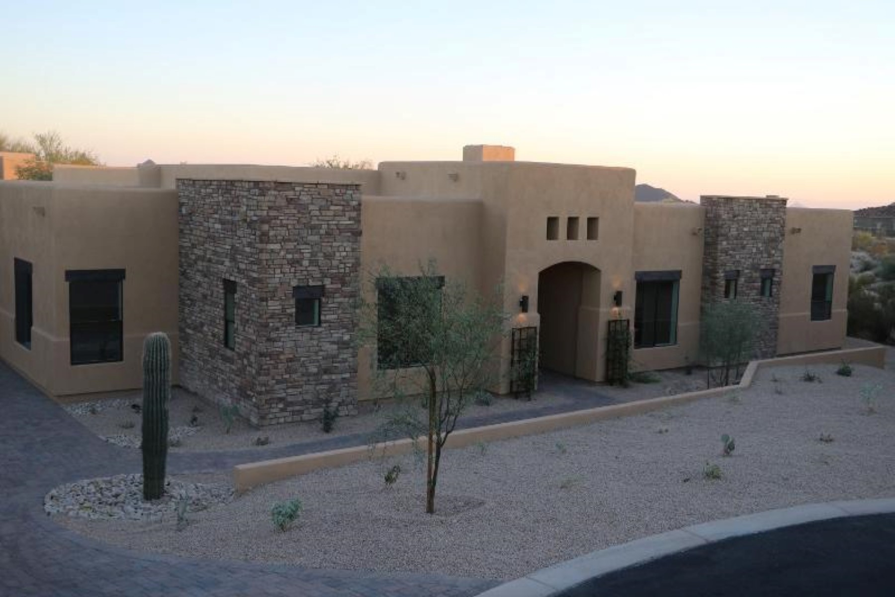 Single Family Home for Sale at Luxury Custom Home in Desert Springs 35034 N 86th Way Scottsdale, Arizona, 85266 United States