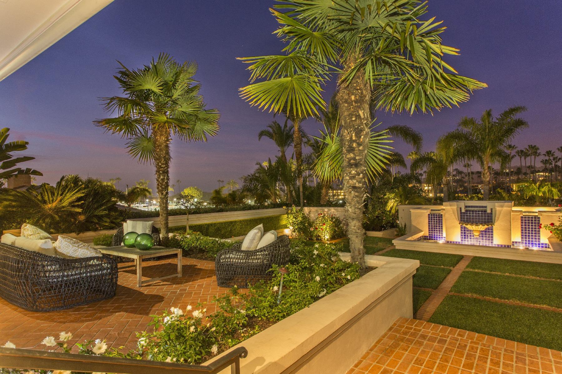 Частный односемейный дом для того Продажа на 7956 Avenida Alamar La Jolla, Калифорния 92037 Соединенные Штаты