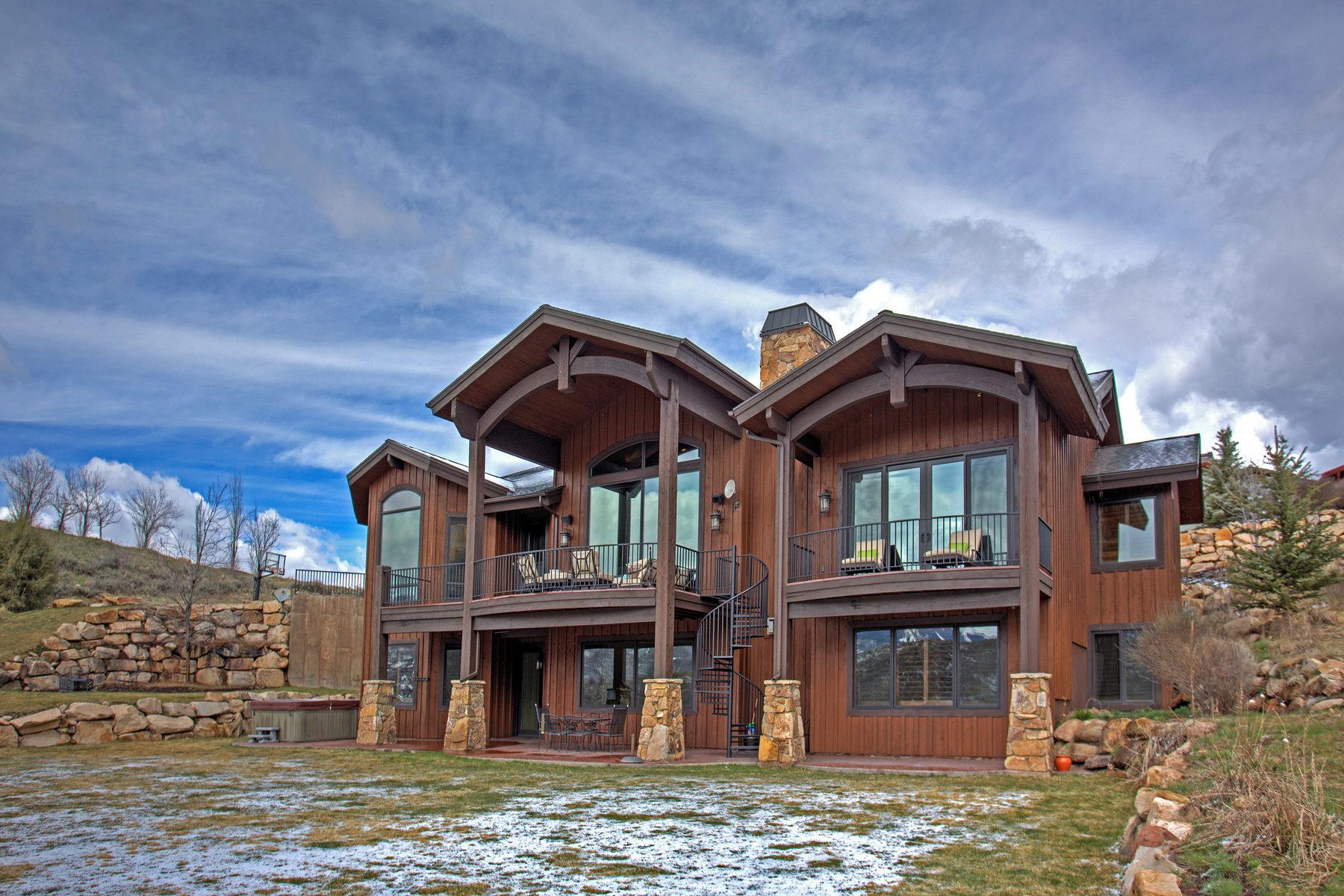 一戸建て のために 売買 アット Luxury Paradise in Gated Community 8491 N Trails Dr Park City, ユタ 84098 アメリカ合衆国