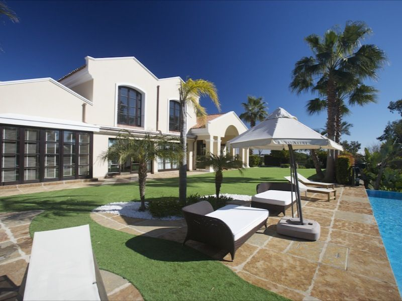 独户住宅 为 销售 在 Most exclusive villa in Sotogrande 11310 Sotogrande (Sotogrande Alto), Cadiz (Spain) 西班牙其他地方, 西班牙的其他地区, 11310 西班牙