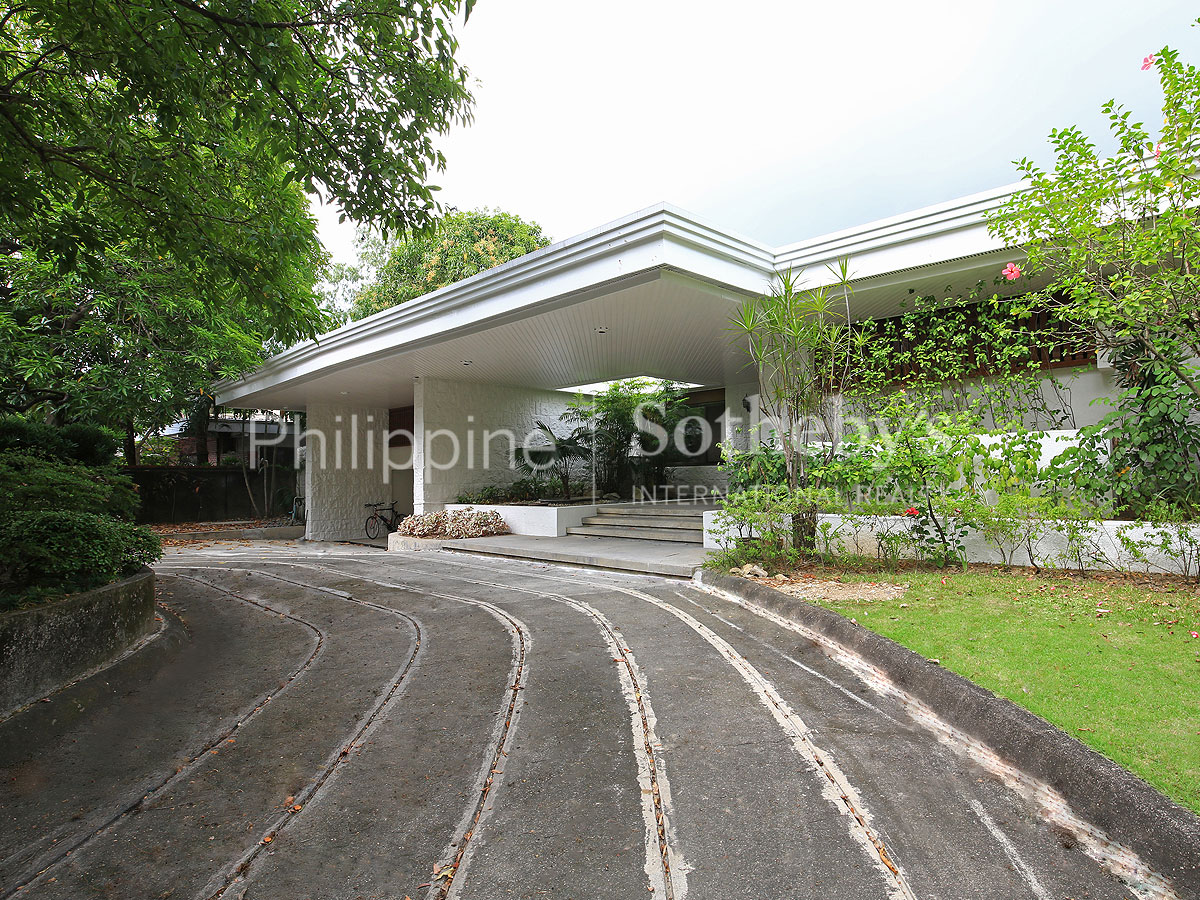 Property Of Mid Century Modern Home