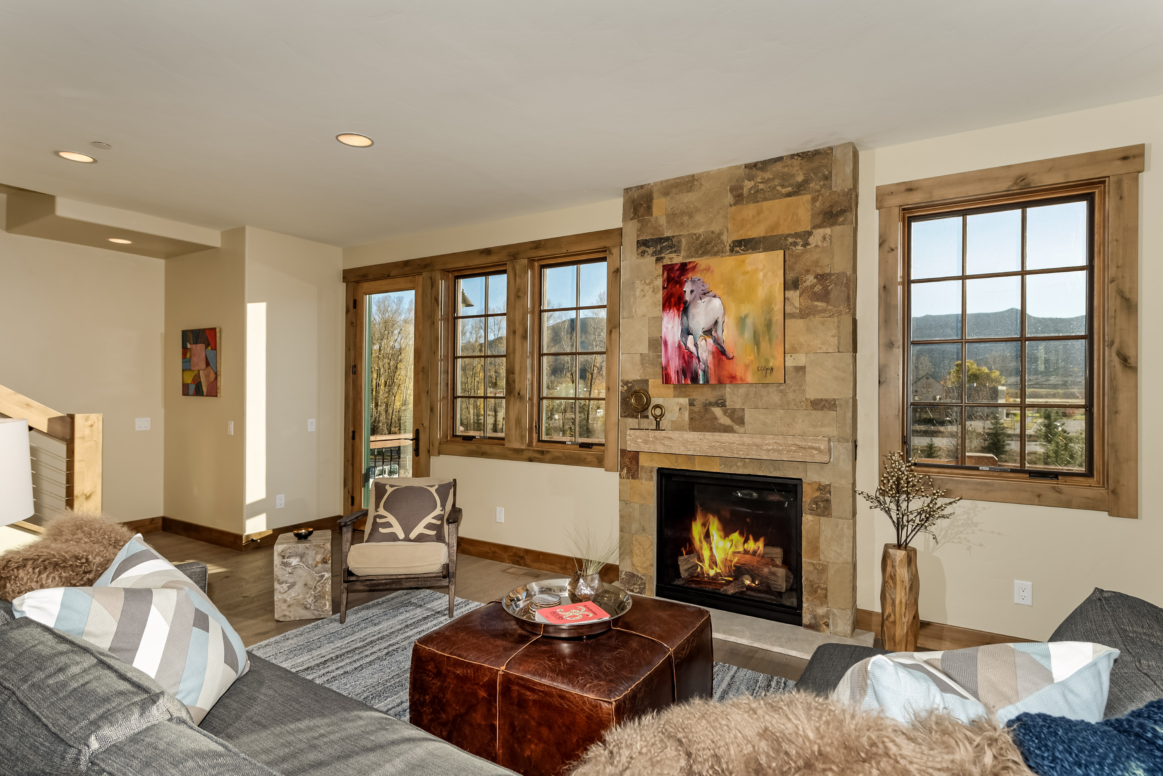 Townhouse for Sale at Shadowrock 215 Overlook Road Carbondale, Colorado 81623 United States