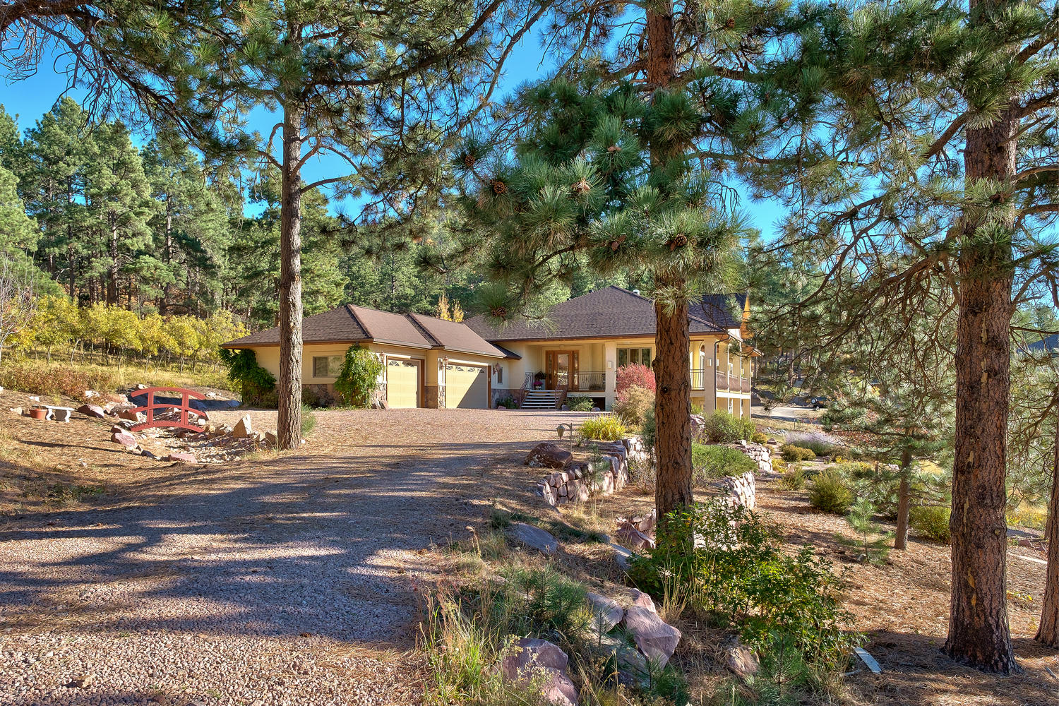 Single Family Home for Active at 793 Spruce Rd Larkspur, Colorado 80118 United States