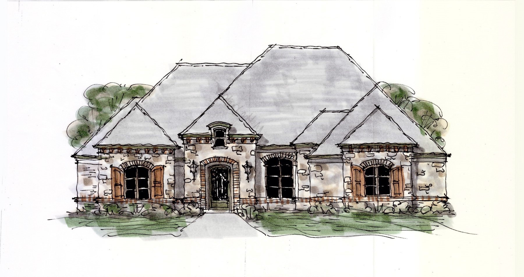Single Family Home for Sale at Extraordinary Traditional in La Cantera at Team Ranch 8616 Colina Terrace Benbrook, Texas, 76126 United States