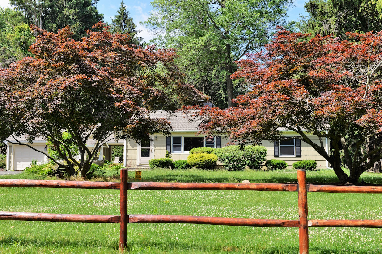 rentals property at Across from Mercer County Park and its Amenities