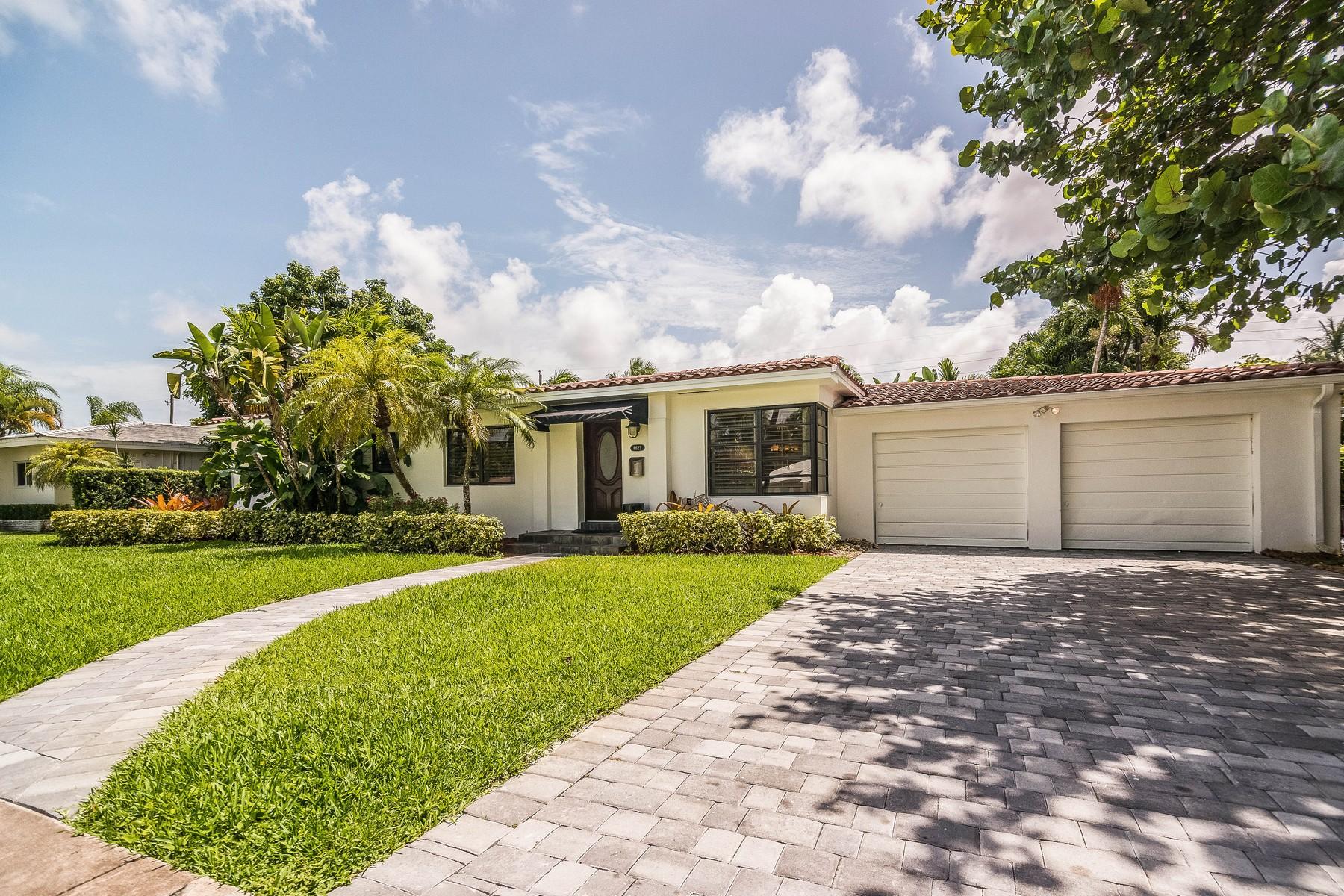 Property For Sale at 6622 Santora St Coral Gables, FL 33146